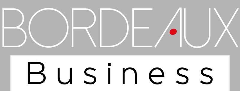 logo blanc bordeaux business a
